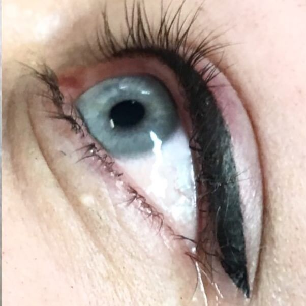 Permanent Eyeliner By Permanent Makeup of Idaho - Permanent
